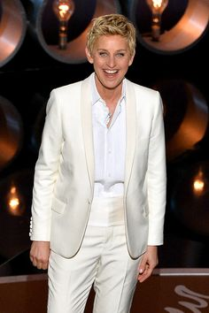 And of course, Ellen Degeneres | 33 Women Who've Rocked Suits Better Than Men