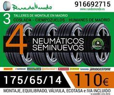 Ofertas del mes - Ruedas Baratas Madrid|Neumáticos Usadosuedas Ocasión|Ruedas Usadas|segunda mano madrid