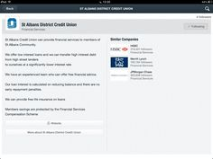 St Albans Credit Union LinkedIn Page Low Interest Loans, Linkedin Page, St Albans, Flourish, Social Media, Social Networks, Social Media Tips