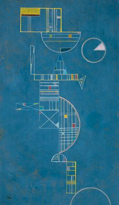 Kandinsky - Flowing (Coulant) 1931