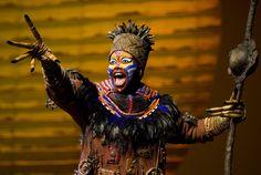 Rafiki, The Lion King