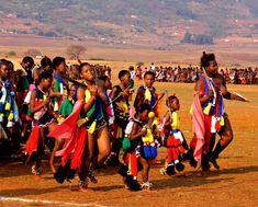TRIP DOWN MEMORY LANE: ZULU PEOPLE: AFRICA`S WARRIOR PEOPLE FROM THE SKY