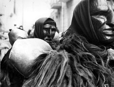masked sardinian shepherds