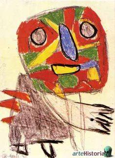 Karel Appel, (1921-2006) Vrijheidsschreeuw, 1948 Tot verbazing van de leden kreeg Cobra in 1949 toch een expositie in het Stedelijk Museum in Amsterdam. De tentoonstelling werd een schandaal. Teleurgesteld daarover vestigde Appel zich in 1950 in Parijs. Later vertelde hij dat het voortdurende gescheld hem uit Nederland had verjaagd. Dezelfde expositie als in het Stedelijk Museum was vervolgens te zien in Parijs en werd daar veel beter ontvangen dan in Amsterdam.