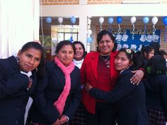 Volunteers Julia Nutt & Ashley Staton in Peru cusco orphanage program June 2015   www.abroaderview.org