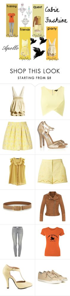 """Apollo Cabin Fashion"" by tinkerbell06 ❤ liked on Polyvore featuring Zara, Jimmy Choo, Emilio Pucci, Prada, Paige Denim, Mojo Moxy and Rick Owens"