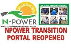 The Federal Government has created a platform, Nexit Portal for exited N-power beneficiaries to log on and apply for the various economic, empowerment and entrepreneurship options. The Federal Government in collaboration with Central Bank of Nigeria heeded to the cries of the ex-beneficiaries who seem to have lost in getting a job after their exit…