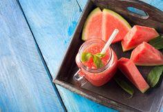 watermelon smoothie by peterzsuzsa on @creativemarket