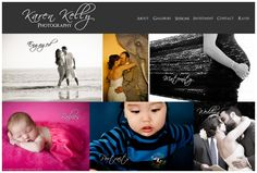 Karen Kelly Photography, Boston, website