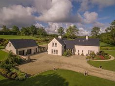 This 4 Bed Detached House For Sale Is Located At Moonfleet, 18 Church Hill Road, Enniskillen. Find Out More Inside. House Front, Detached House, Property For Sale, House Plans, Sweet Home, Exterior, House Design, Mansions, Architecture