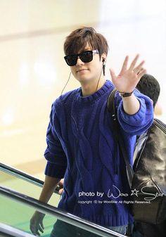 Lee Min Ho.. gantengnya gak santai ahh..