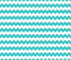 Blue and White Chevron Pattern Desktop Wallpaper
