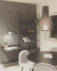 "68 Me gusta, 4 comentarios - JKE Design Narvik AS (@jke_design_narvik) en Instagram: ""S a m e  B u t  D i f f e r e n t .... STRING -første utstilling oppe i butikken👌🏻 I'm in love -…"""