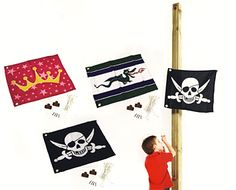 Kids Flags