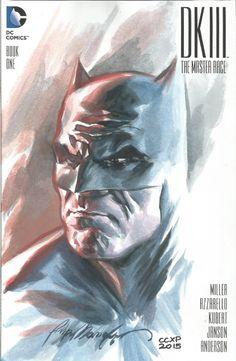 Dark Knight Batman by Felipe Massafera