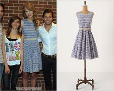 Anthropologie 'Mompos Dress' - no longer available