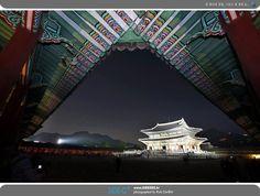 Gyeong-Bok-Gung Palace, Korea