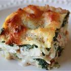 chicken spinach lasagna
