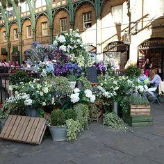 My Fair Lady Flower Wagon