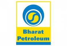 Bharat Petroleum logo Energy Companies, Chicago Cubs Logo, Visual Identity, Meant To Be, Symbols, History, Logos, Historia, Corporate Design