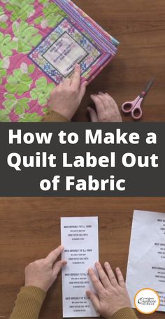 100 Brilliant Projects to Upcycle Leftover Fabric Scraps - Emities Quilting Tips, Quilting Tutorials, Machine Quilting, Quilting Projects, Quilting Rulers, Quilt Binding, Quilting By Hand, Quilting Quotes, Quilting Fabric