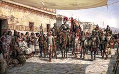 Conquistador, Conquest Of Paradise, Army List, Thirty Years' War, Aztec Culture, Aztec Art, Ferrat, Prehistory, Native Indian