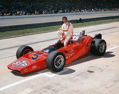 Mario Andretti 1971