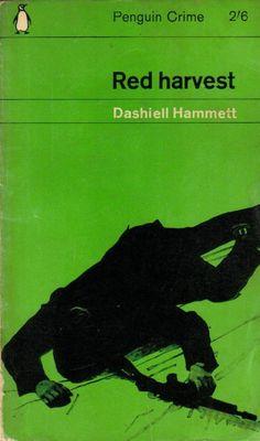 Red Harvest - Dashiell Hammett -- Penguin Crime