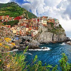 Colors Of Sunny Italy Series - #Monarolla