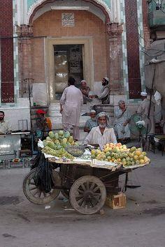 Peshawar, Bazaar In Old City | Flickr - Photo Sharing!