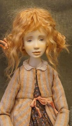 Купить Мелани. Коллекционная авторская кукла. - кукла ручной работы, единственный экземпляр, кукла в подарок