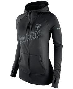 Nike Women's Oakland Raiders Stadium Ko Hoodie