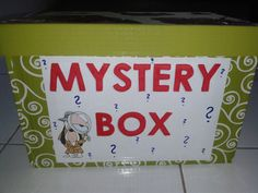 Mystery Box really grabs students attention and is a great way to introduce or review vocabulary with young children.