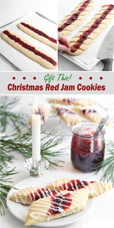 Here's wishing you a happy happy holiday season full of love and lots of cookies, of course! Christmas cookies are the tastiest and cutest cookies in the world.  Christmas is near, we can already feel its holy spirit everywhere. Let's make delicious Christmas Red Jam Cookies together with your kids on this festive Christmas season! Best holiday gift for neighbors, teachers, family and friends.