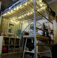 Pipe Loft Bed Project (#QuickCrafter)