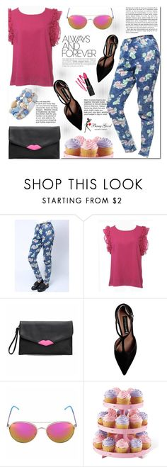 """Banggood #6"" by cherry-bh ❤ liked on Polyvore featuring Steve Madden, Chico's and BangGood"