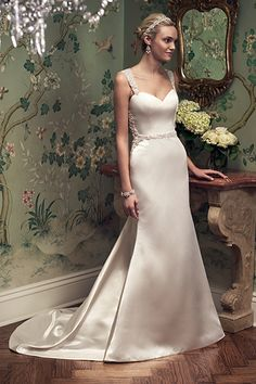 Cheap bridal gown, Buy Quality satin wedding dress directly from China mermaid wedding dresses Suppliers: Vestido de Novia 2017 Sexy Backless Mermaid Wedding Dress Long Satin Wedding Dress Spaghetti Straps Robe Mariage Bridal Gowns Backless Mermaid Wedding Dresses, Bridal Wedding Dresses, Cheap Wedding Dress, Bridal Style, 2017 Wedding, Backless Wedding, Hotel Wedding, Wedding Bells, Casablanca Bridal Gowns