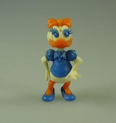 Weichplastik Steckfiguren Disney 70ER Daisy Duck Top | eBay