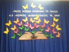 Imagini pentru dekoracje na rozpoczęcie roku szkolnego