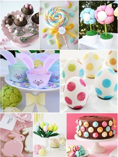 Very Last Minute Easter Party Ideas! by Birds Party