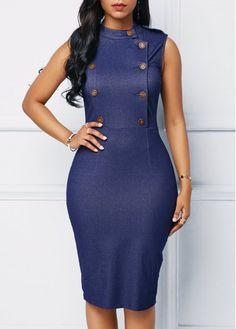 Cheap mock neck Dresses online for sale