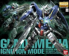 Master Grade : Gundam Exia Ignition Mode 1/100 ( Bandai ) http://www.japanstuff.biz/ CLICK THE FOLLOWING LINK TO BUY IT http://www.delcampe.net/page/item/id,0356296164,language,E.html