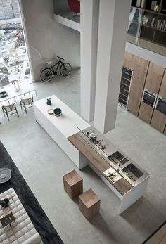6x wat te doen met een hoog plafond   ELLE