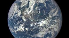 Undated handout photo issued by NOAA of the Earth photographed from one million miles way by a NASA camera on the Deep Space Climate Observatory (DSCOVR) satellite.