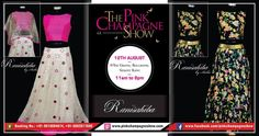 The Pink Champagne Show on 12th August 2015 at Hotel Grand, Vasant Kunj...