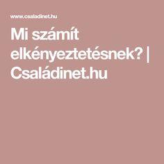 Mi számít elkényeztetésnek? | Családinet.hu