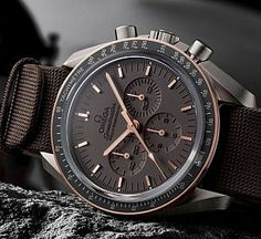 Omega Speedmaster Moonwatch Annyversary Limited Series - Size: 42mm - Movement: Omega 1861 Manual - Water Resistant: 5 ATM - ref: 311.62.42.30.06.001