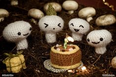How the Mushroom Barn Fire Started by WooWork, via Flickr