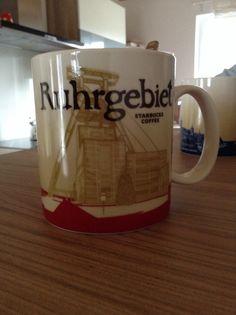 Ruhrgebiet Starbucks City Mug