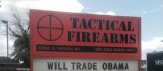 Texas Firearms Shop Has a Proposal That A Lot of Americans Would Agree With